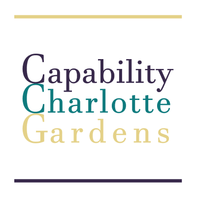 Brand design and Publication design for Capability Charlotte Gardens