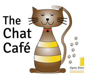 Logo---The-Chat-Cafe-Logo---yellow-with-logo-lines-&-yellow-door-transparent