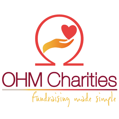 Logo design for new OHM Charities business